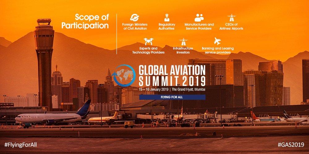 Global Aviation Summit 2019 on Twitter: