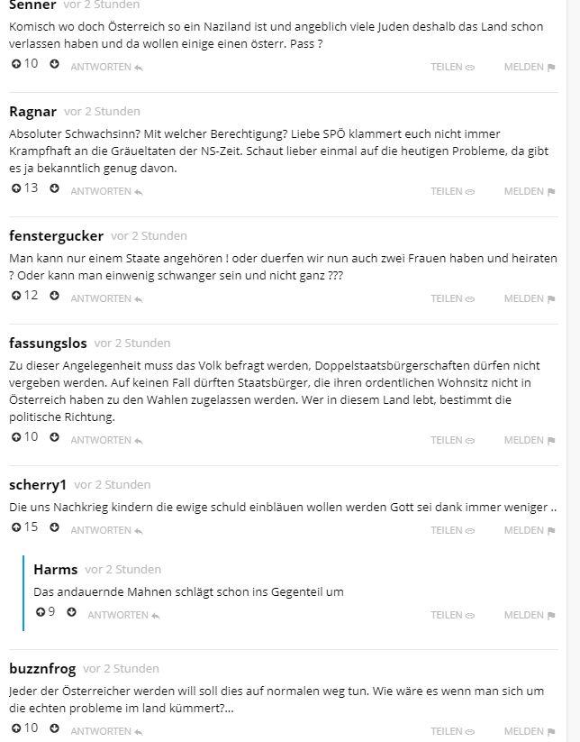 Peter Bern On Twitter Ein Artikel In Der Krone Spö Will