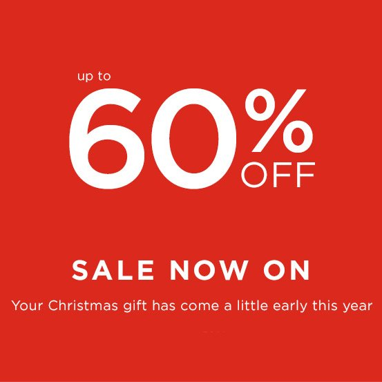 We predict a sell out at the @HouseofFraser #WinterSale now on in-store with savings across all departments of up to 60% off.<br>http://pic.twitter.com/1ZuIgvDwOq