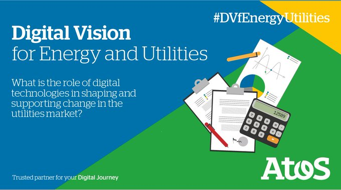#Technology is the key to enabling a utility company's #digitaltransformation. Learn how in...