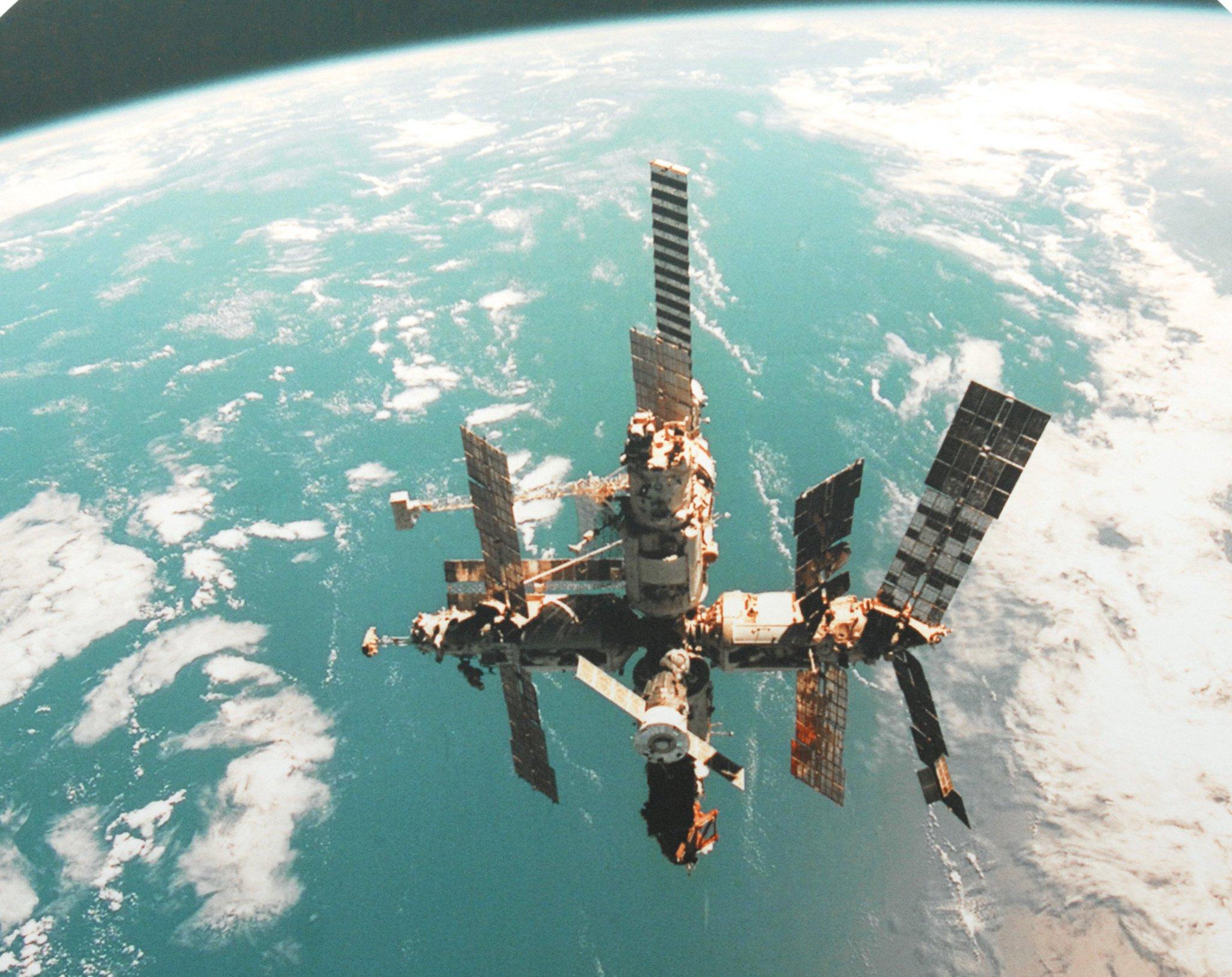 долго удавалось фото космической станции мир магнитогорске, вижение перекрыто