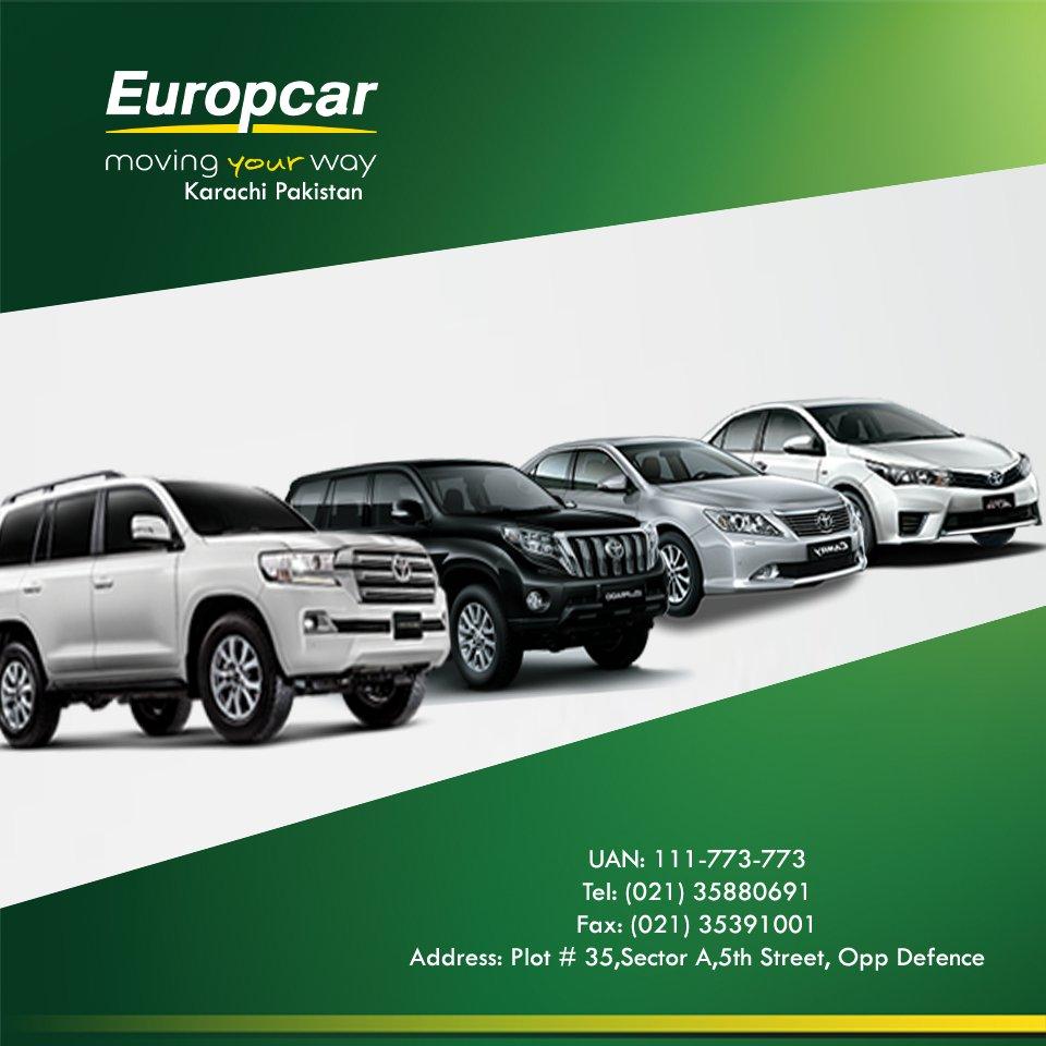Europcar Pakistan Europcarpk Twitter