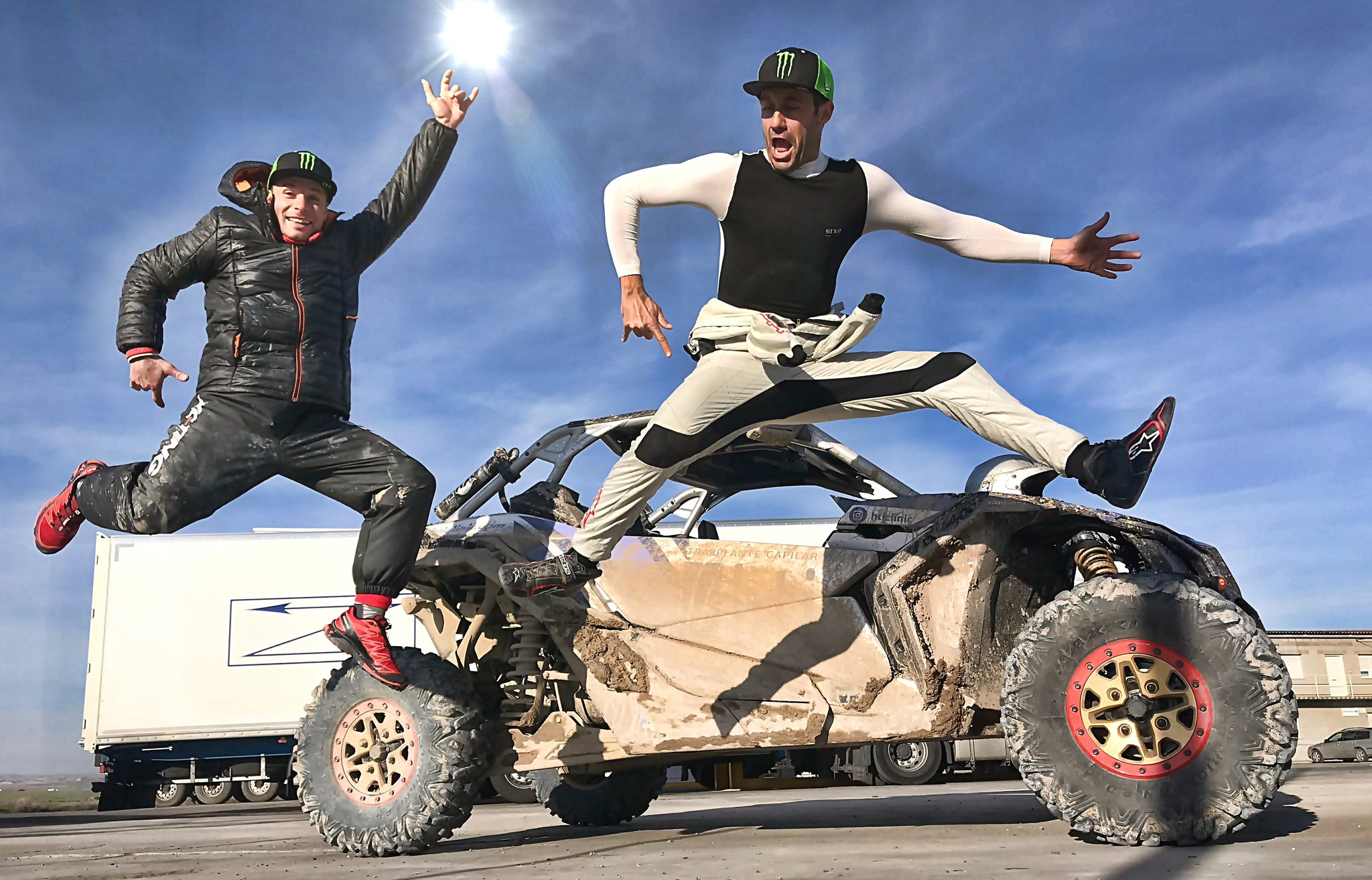 Dakar 2019 DuSBOAJX4AAqgZY