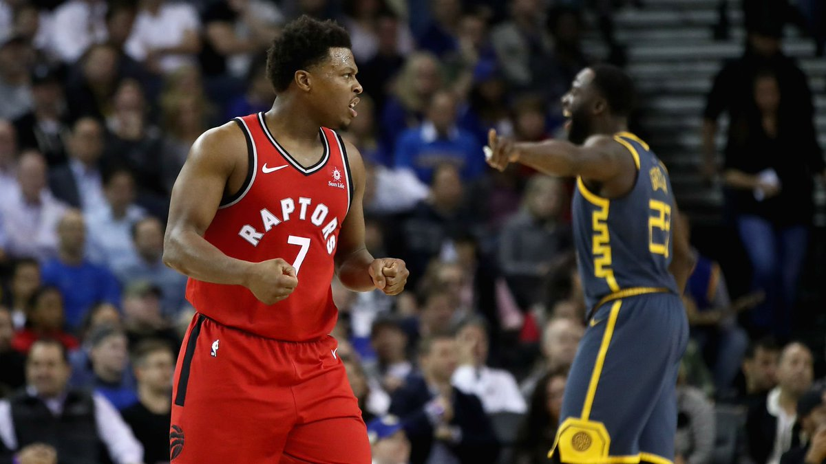 4️⃣ takeaways from the #Raptors blowout win over the #Warriors #WeTheNorth #DubNation https://t.co/WfnSJHSYpA