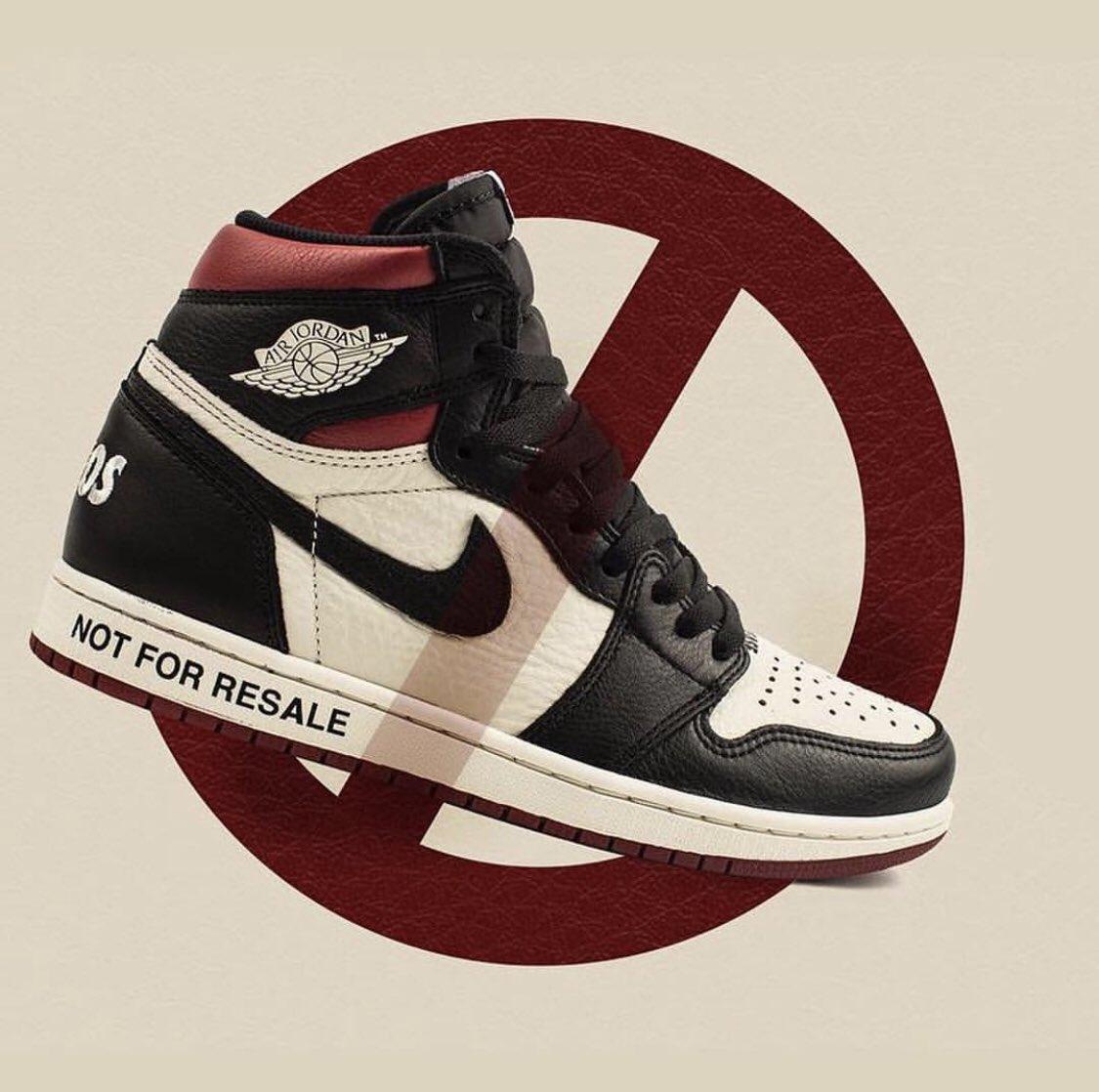 4385b0014 Jordan Retro 1  Not For Resale  online raffle open via Kickz Premium Global  shipping https   bit.ly 2Lg9LYa  snkr twitrpic.twitter.com xltHu8QDC6