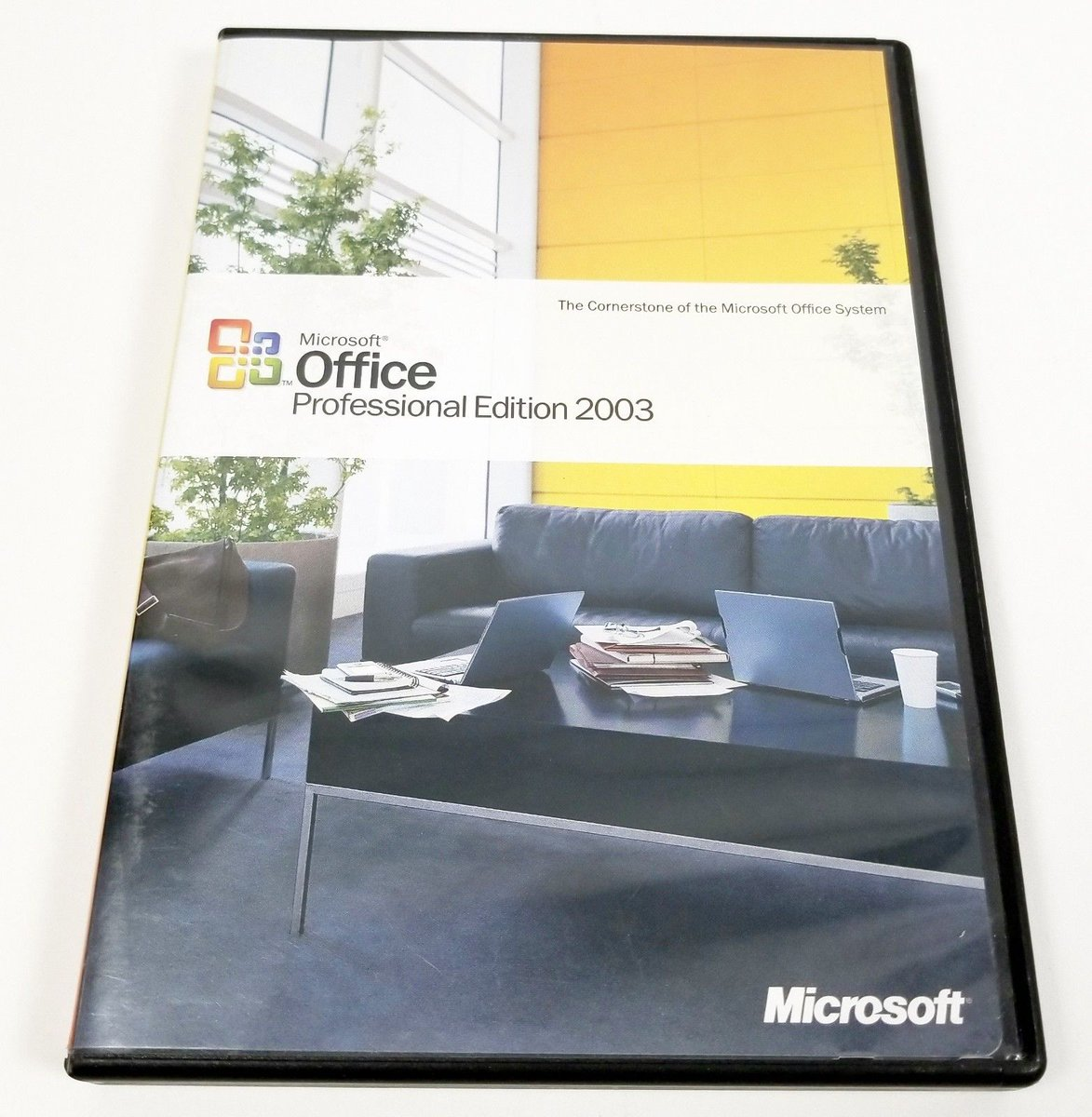 Microsoft Office Professional 2003 sp3 ITA