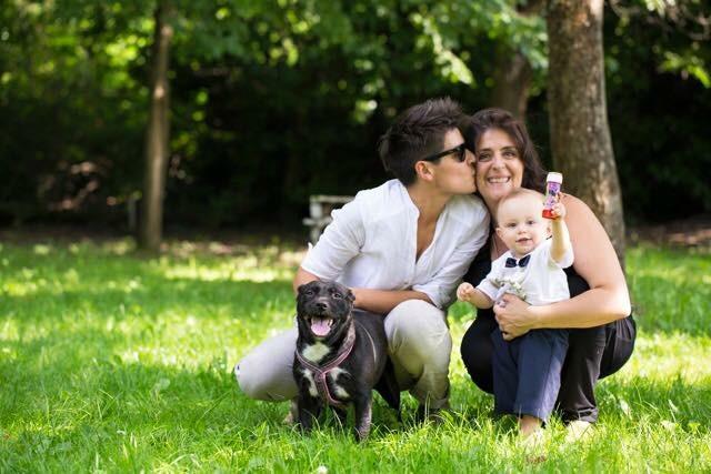 #verona Due mamme, un bambino: noi discriminate? M...