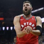 Jonas Valanciunas Twitter Photo
