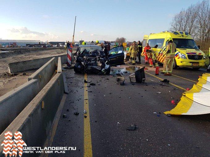 Automobilist overleden na ongeluk Veilingroute https://t.co/TRCVizHu1n https://t.co/K9vA5jJPqR