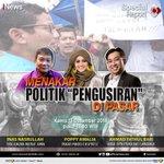 #PolitikPengusiran Twitter Photo