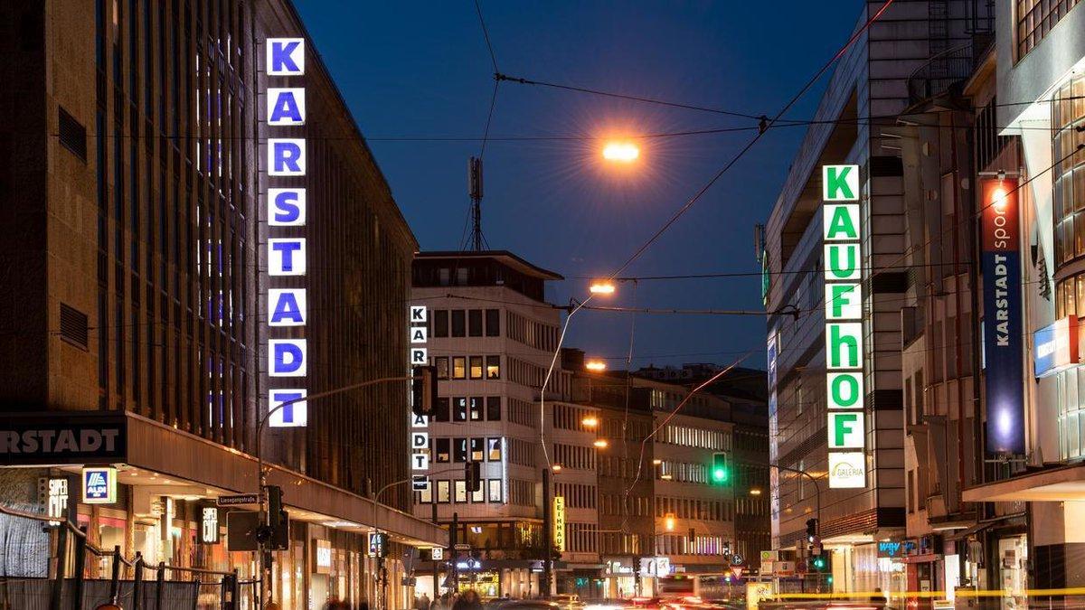 3a4a90457242c Bei der ersten Aufsichtsratssitzung der Warenhauskette Galeria Kaufhof nach  der Fusion mit Karstadt kam es zu