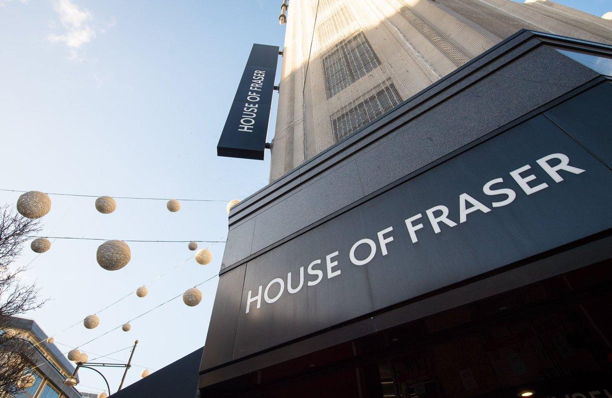 Heart NE News's photo on House of Fraser