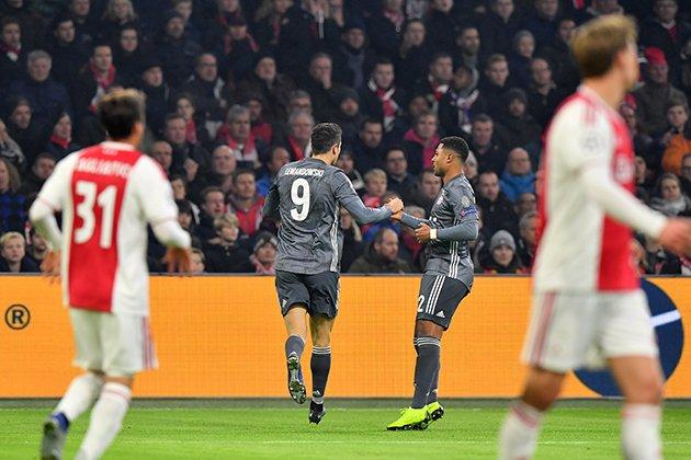 Bayern Múnich y Ajax empatan en 3-3 y aseguran clasificación a octavos de Champions - Photo