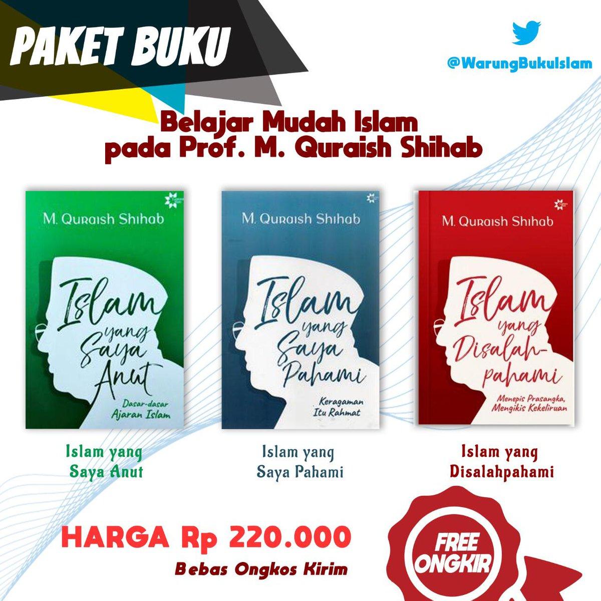 Ebook Islam Quraish Shihab