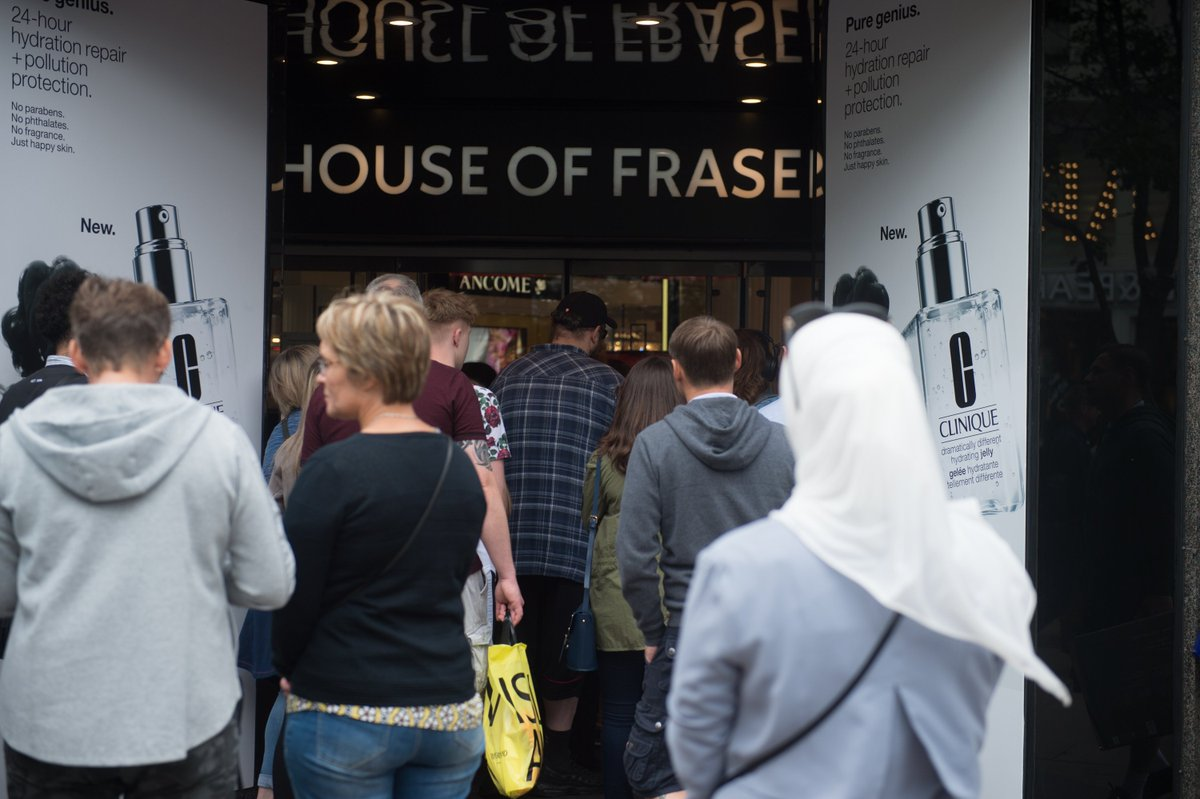 LondonLovesBusiness's photo on House of Fraser