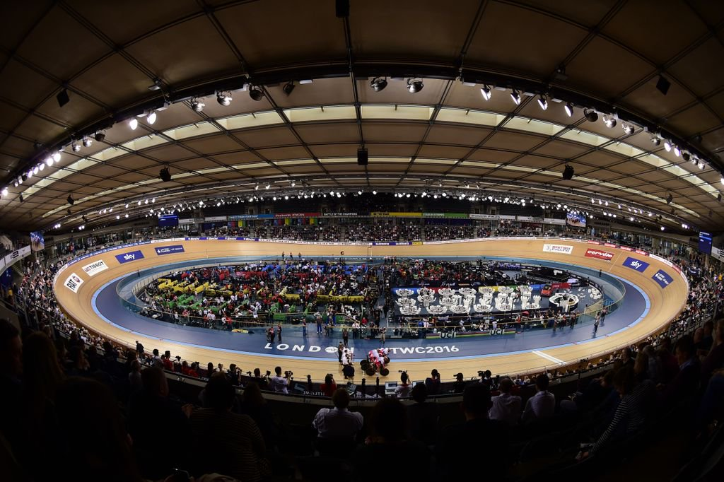 test Twitter Media - Round 4 of the @Tissot UCI Track World Cup 🏆 is taking place in London 🇬🇧 from tomorrow for three days of action packed racing including @UCI_paracycling events for the first time!   Follow @UCI_Track to keep up to date with the latest news from the #TissotUCITrackWC https://t.co/OimPihVlC1