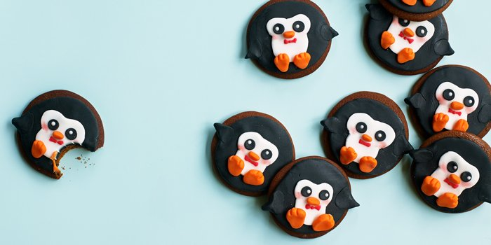 Bbc Good Food On Twitter From Rudolph Shortbread To Festive Jammie