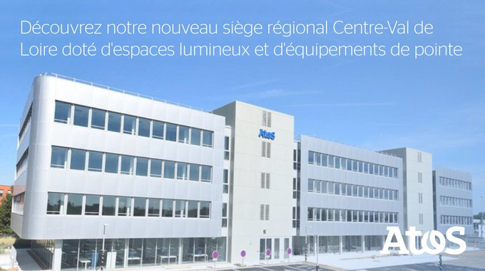 Nous inaugurons notre nouveau siège de la région Centre @RCValdeLoire avec un Inno'Lab tout...