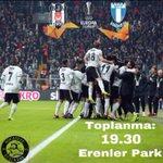Beşiktaş - Malmö Twitter Photo