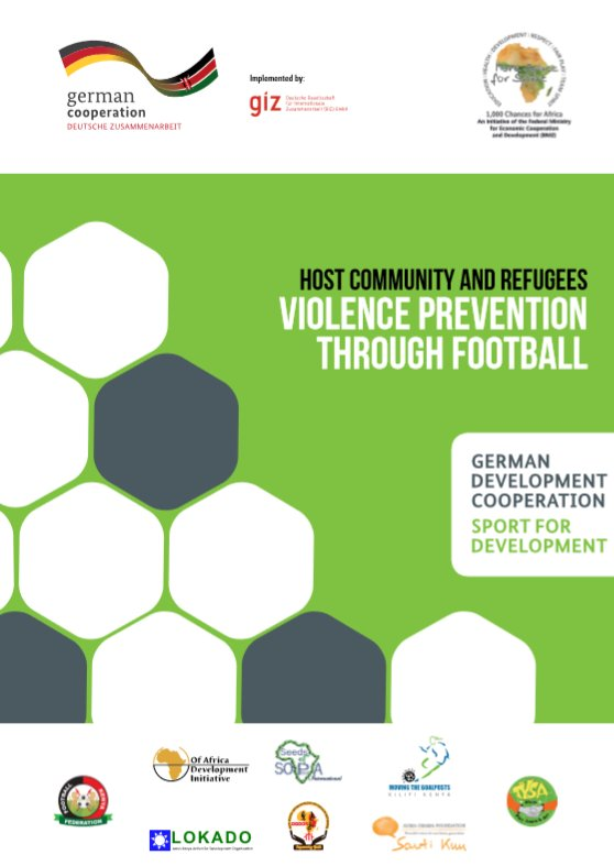 test Twitter Media - These @giz_gmbh Host Community and Refugees Violence Prevention through Football Drill Books are available in English, Somali and Swahili https://t.co/XW2iIW4RrN https://t.co/R6bznfYRyz