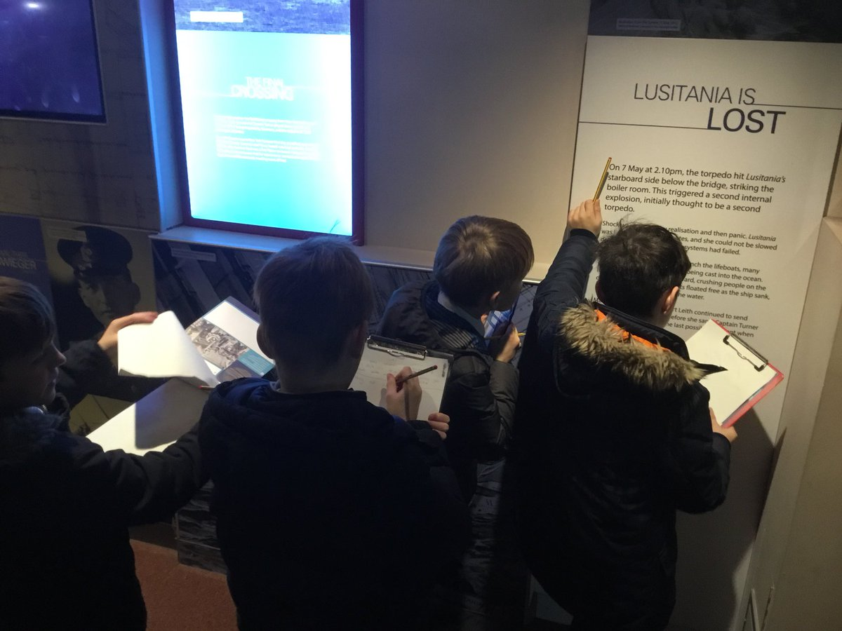 test Twitter Media - We have arrived at the Maritime and Slavery Museum in Liverpool! This group are discovering the story of the Lusitania to begin with #gorseyhistory https://t.co/kkXGLas3wX