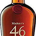 Image for the Tweet beginning: Makers Mark 46 bourbon -