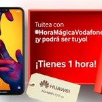 #HoraMágicaVodafone Twitter Photo
