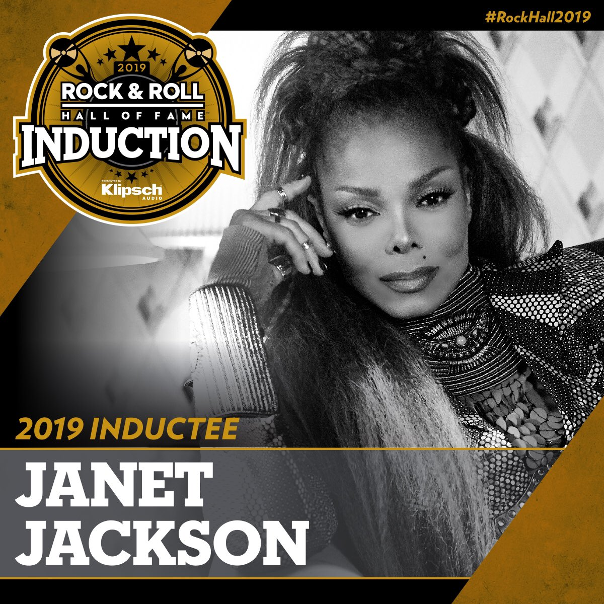 The Janet Damita Jo Jackson, the woman who gave rhythm to a nation, will be inducted into the Rock & Roll Hall of Fame: trib.al/Y4eKP2J
