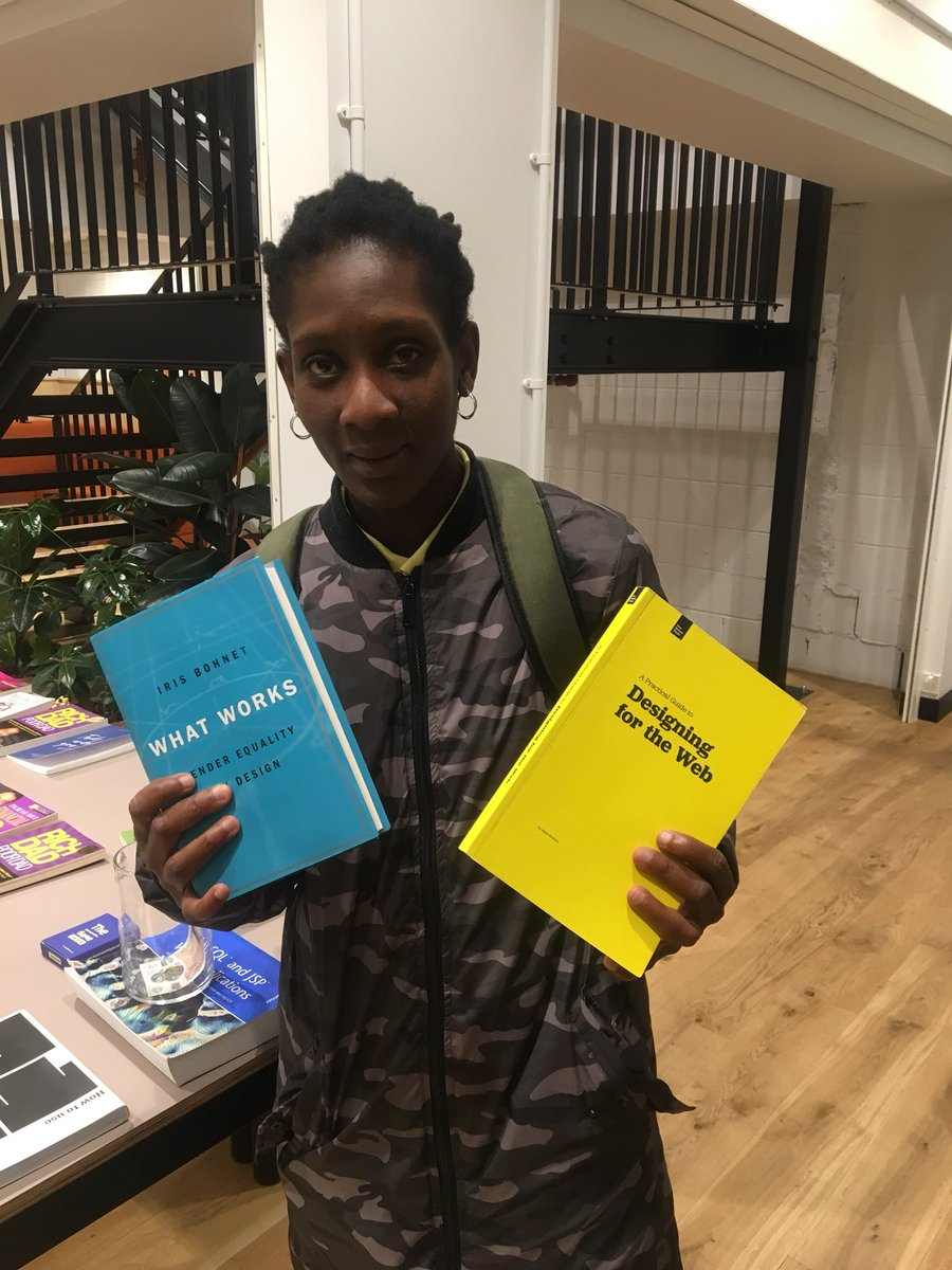 Ysys On Twitter Meet Genevieve Founder Of Second Books Selling Books For Young People Books Purchased Designing For The Web By Mark Boulton Gender Equality By Design By Iris Bohnet