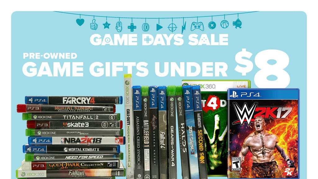 Gamestop On Twitter Stuff Those Stockings For 8 Or Less Https