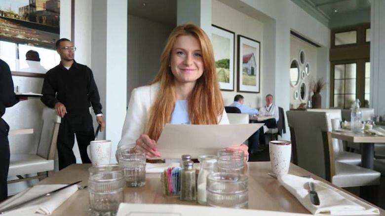 Alleged Russian spy Maria Butina admits in federal court to engaging in a conspiracy against the United States. Butina was accused of working to infiltrate Republican political circles through groups such as the NRA to bolster Russian interests.  https:// cnn.it/2EtPxcY  &nbsp;  <br>http://pic.twitter.com/uwnvsoNK9r