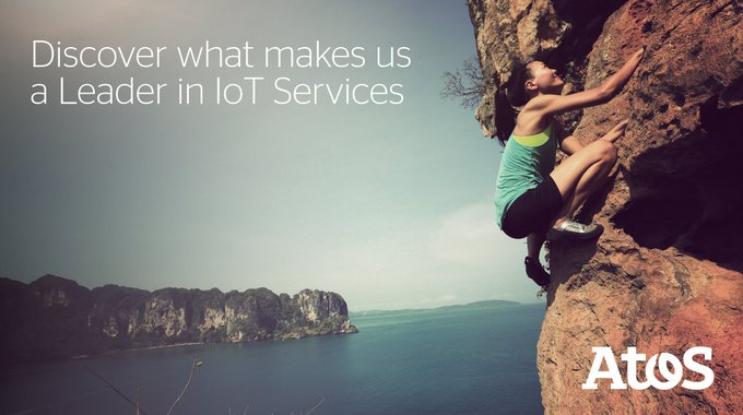 #IoT remains one of the biggest game-changers and trends and we just got recognized...