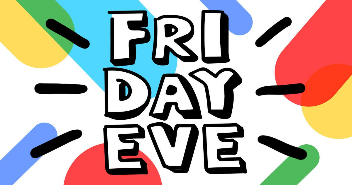 We&#39;re getting close to the last #FridayEve of the year.  How will you make the most of this one? <br>http://pic.twitter.com/UG66gAp7La