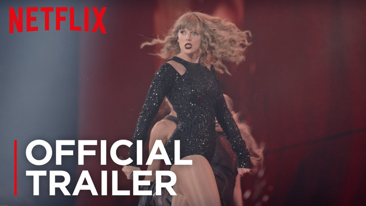 Thanks so much for all the birthday wishes! Today I finally get to show you something we've been working on for a while... the trailer for the Reputation Stadium Tour! The entire concert film will premiere on @Netflix at 12:01AM PT December 31.