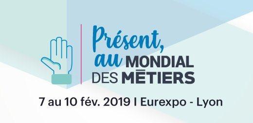 L'école des Cours Diderot @CoursDiderot  participe au Mondial des métiers du 7 au 10 février 2019  https://t.co/lrcVzFWZKc  #MDM2019 #métiers #emploi #formation #orientation https://t.co/rOvwVFZNOj