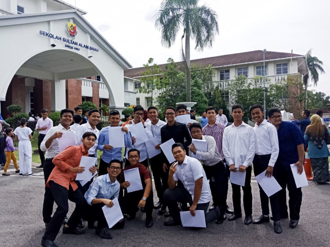Alam Shah Jaya On Twitter Keputusan Pt3 Sas 2018 Straight A S 83 Orang Pointer 1 1055 Tahniah Knights 1620 You Ve Exceeded Every Expectations An Achievement To Be Proud Of May The Glory Follow You