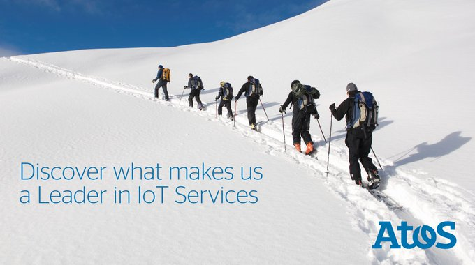 Proud to be recognized as a Leader in Global #IoT Services by @forrester in...