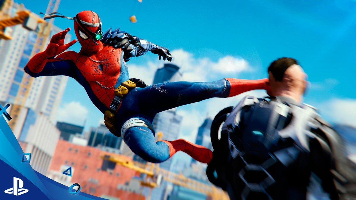 """Marvel's Spider-Man llega a su capítulo final en """"Silver Lining"""". Adéntrate en la historia el 21 de diciembre. http://bit.ly/SMSilverBlog  #SpiderManPS4"""
