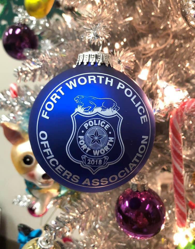 Police Christmas Ornaments.Fort Worth Police Oa On Twitter Limited Edition Fort Worth