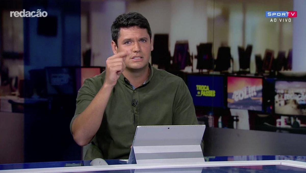 Hoje se tiver informação errada, o Marcelo Correge! Tá boa essa, @fredgol9? 😂  #RedacaoSporTV