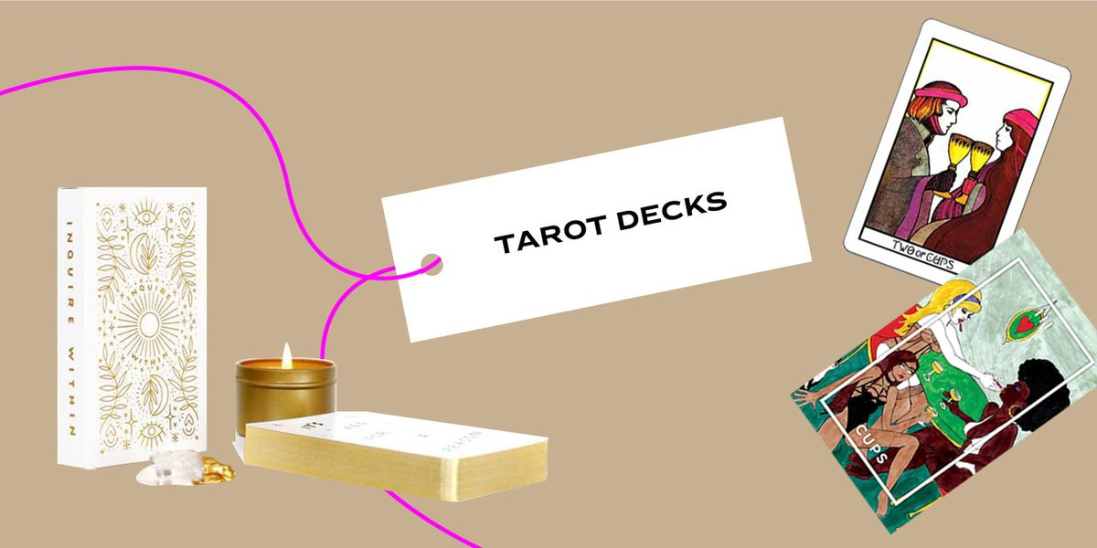 These are the best places to buy tarot decks online bit.ly/2EjOKul