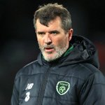 Roy Keane Twitter Photo