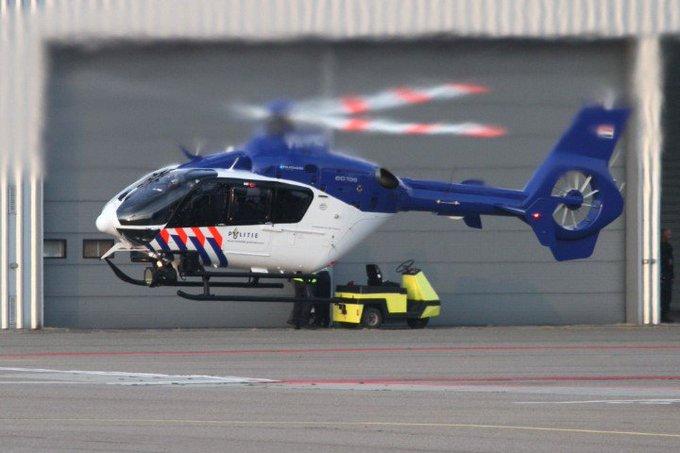 Standplaats politie- en traumahelikopter blijft in Rotterdam https://t.co/vwSS3cYLzf https://t.co/IgkMejILx6