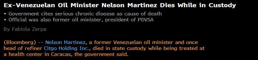 Everything is totally normal in Venezuela, btw