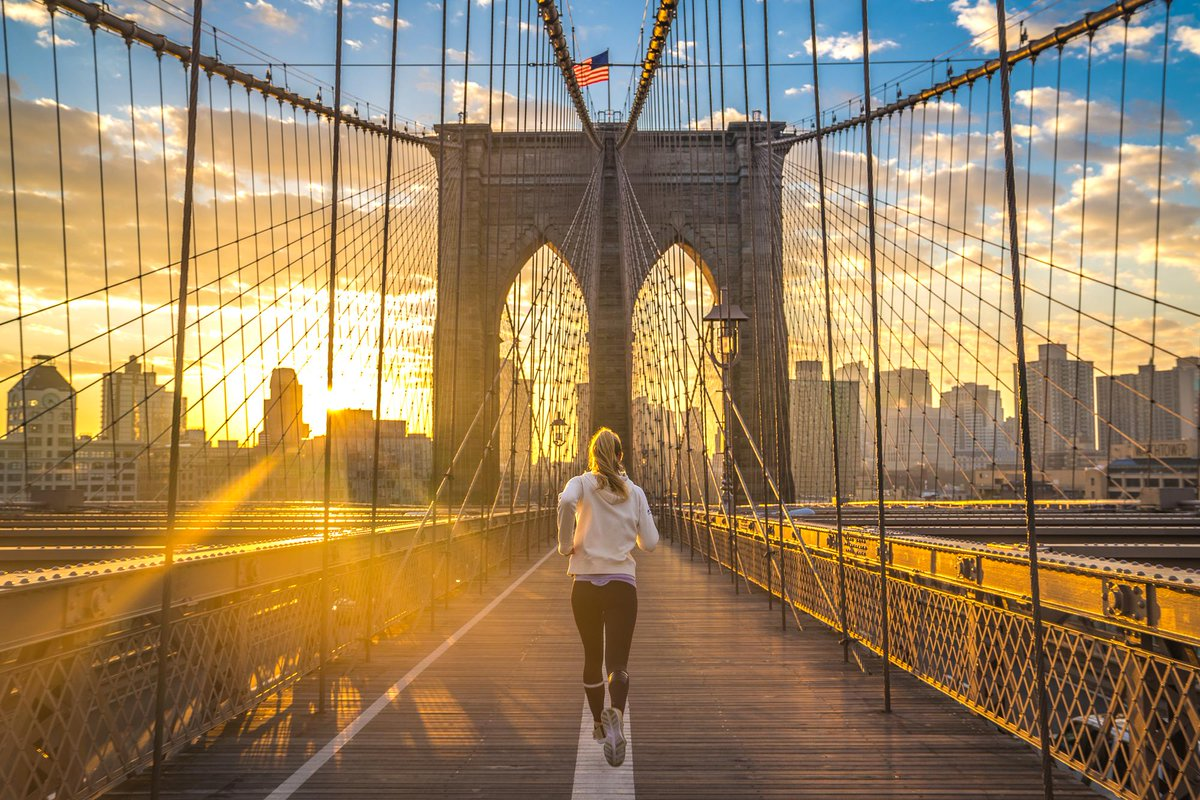 Take the scenic route and clear your mind by exploring new territory in your own backyard with #NYRRRunningRoutes. Find a route in your borough worth visiting at bit.ly/2QNgrlM.
