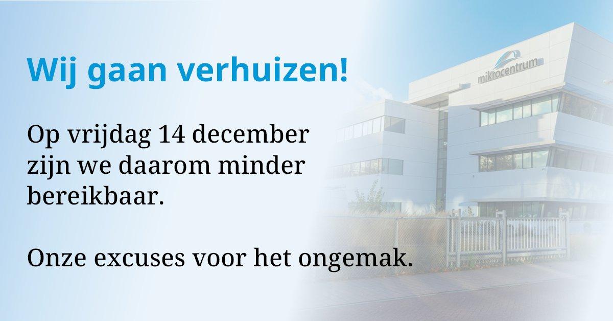 777d33f19c5 Maandag 17 december staan we weer volledig voor u klaar. Alvast bedankt  voor uw begrip en we hopen u snel te mogen verwelkomen op onze nieuwe ...