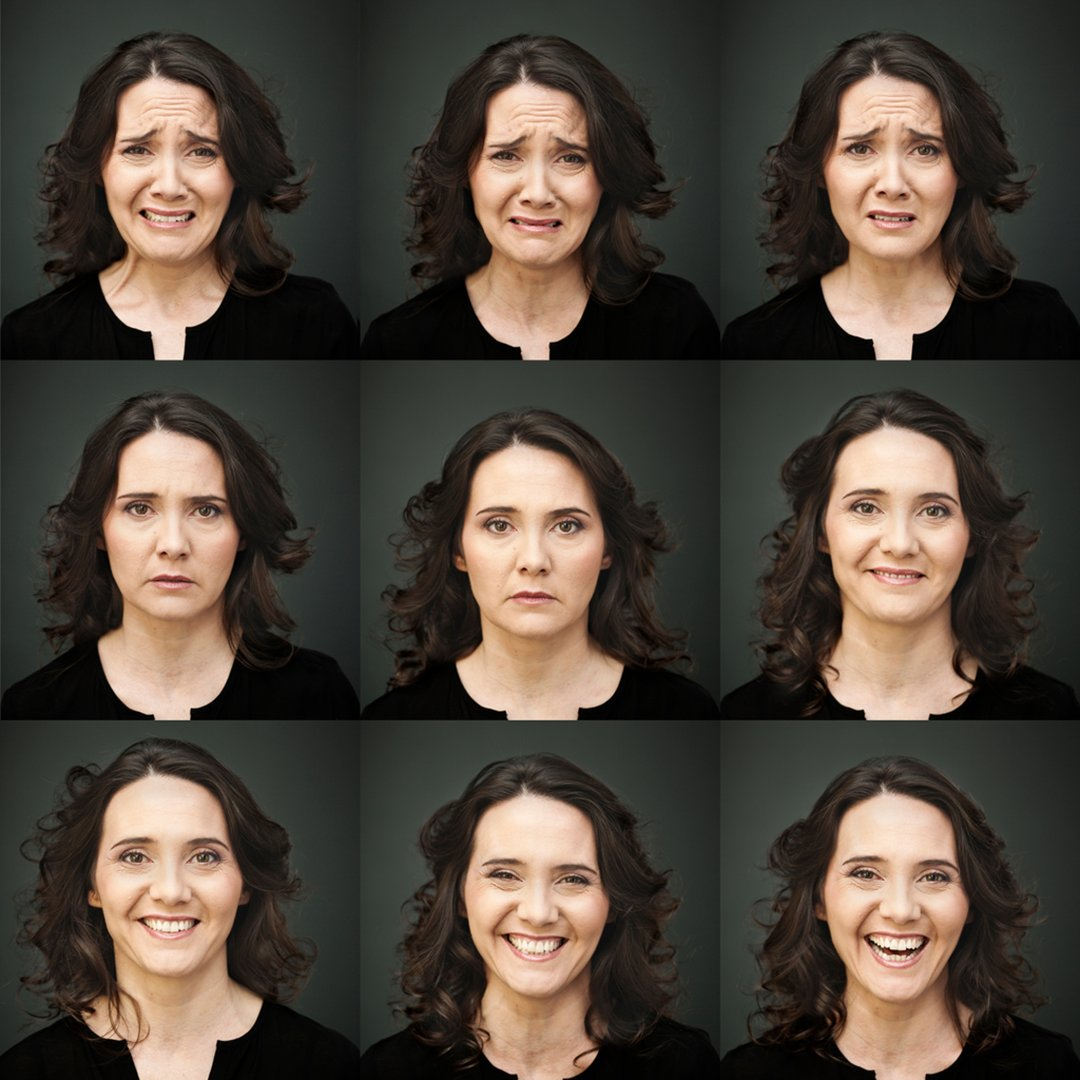Differences in facial expressions — img 3