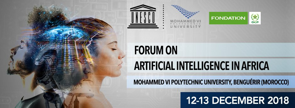🔴 Happening now! 🔴  Closing ceremony of @UNESCO's Forum on artificial intelligence in Africa.  Join the Live here ⏯️ https://t.co/g37RTwvdiX 📺 #unesco4ai #ForumOnAIinAfrica