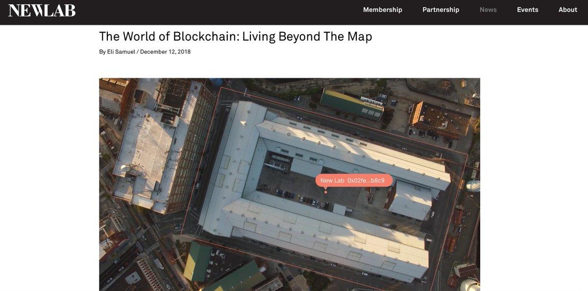 Foam On Twitter The World Of Blockchain Living Beyond The Map