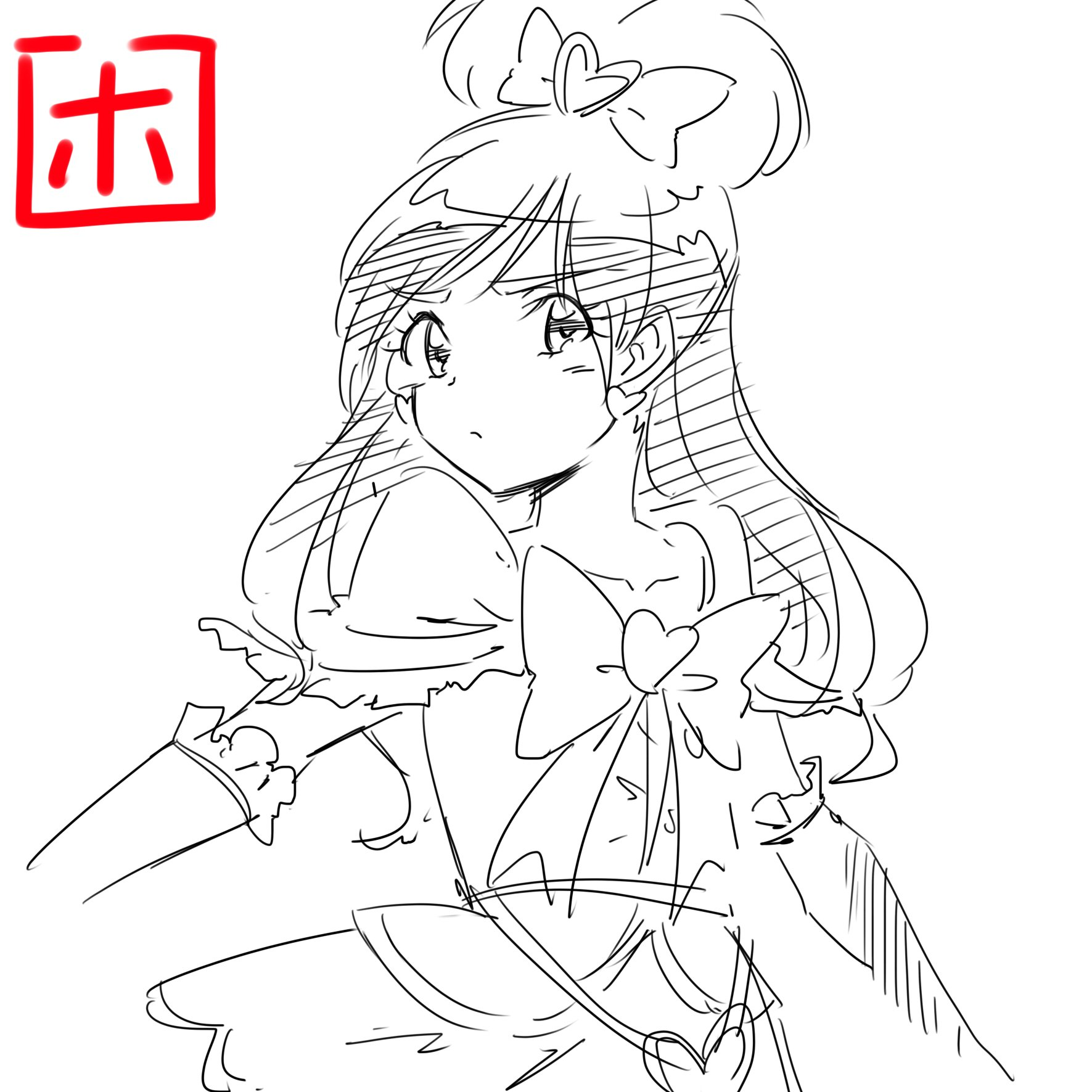 ホリグP🌷🐯@魂募集中 (@horigup)さんのイラスト